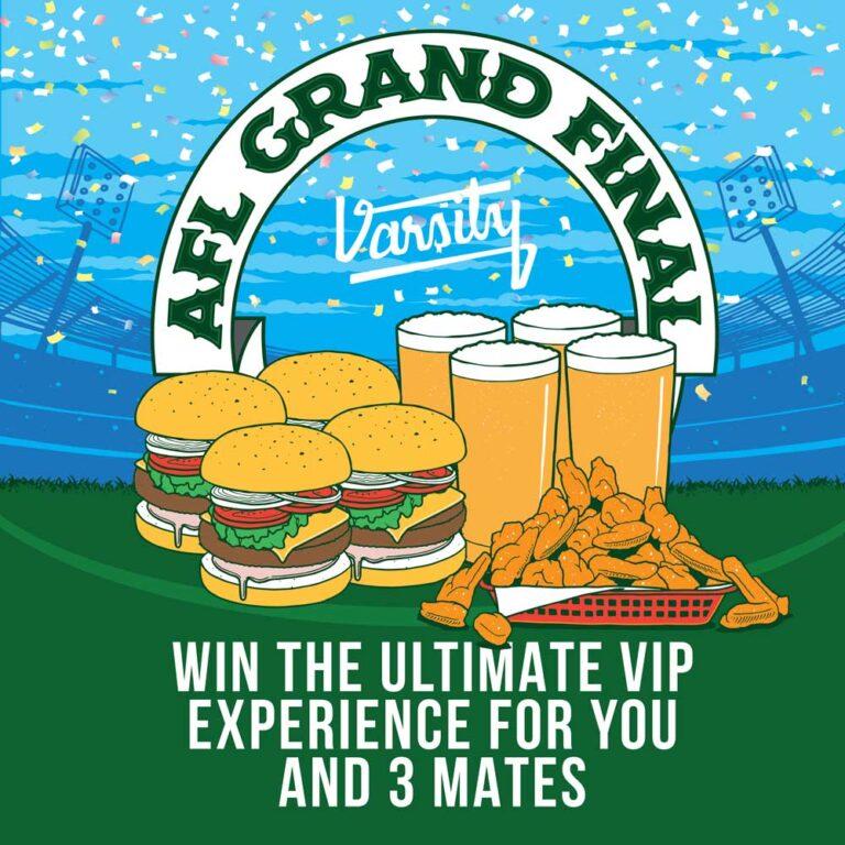 AFL grand final giveaway